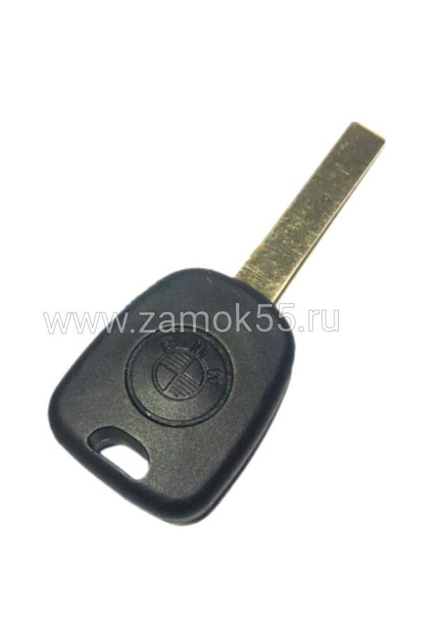 Бланк ключ с местом под чип, HU92