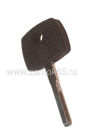 Ключ Mercedes с местом под чип
