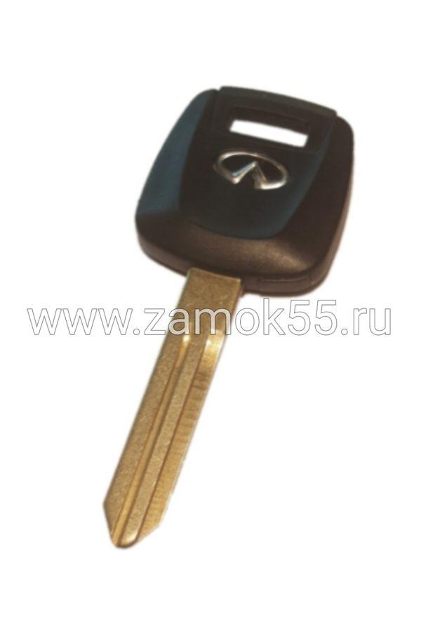 Ключ Infinity с местом под чип