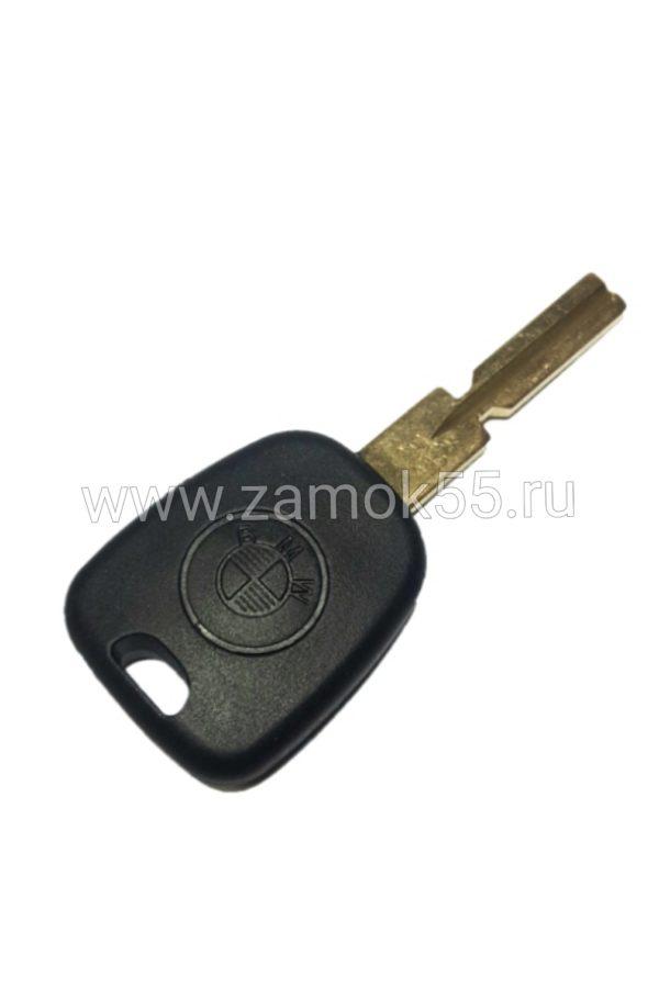 Бланк ключ с местом под чип, HU58