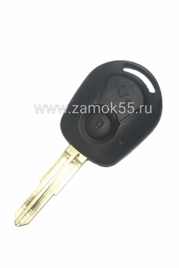 Корпус ключа с кнопками.